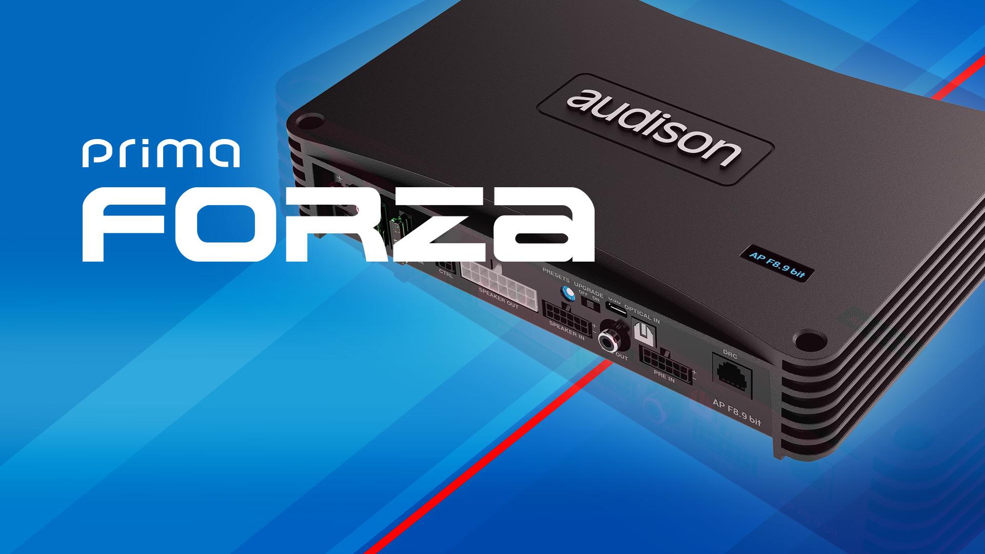 Audison Car Audio Amplifiers Speakers Processors