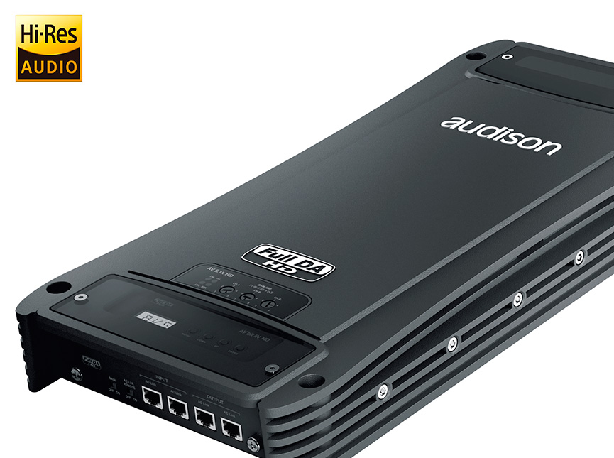 Audison - Car Audio Amplifiers, Speakers, Processors