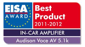 IN CAR AMPLIFIER Audison Voce AV 5