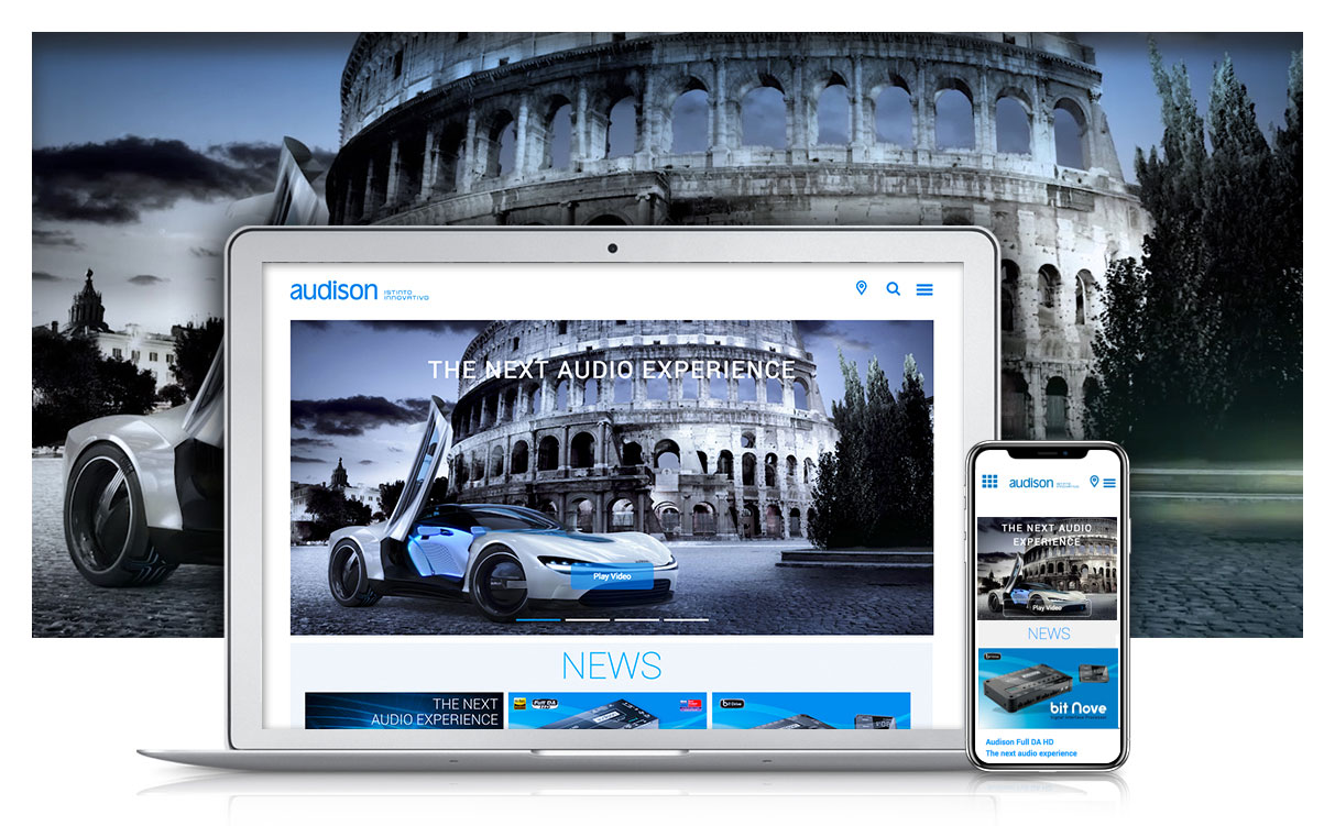 Find distributors | Audison - car audio processors, amplifiers and