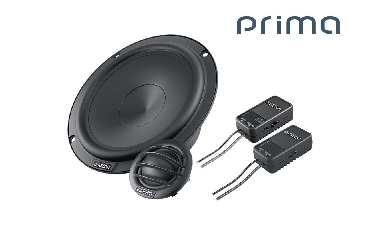 Audison Prima APK 165P system
