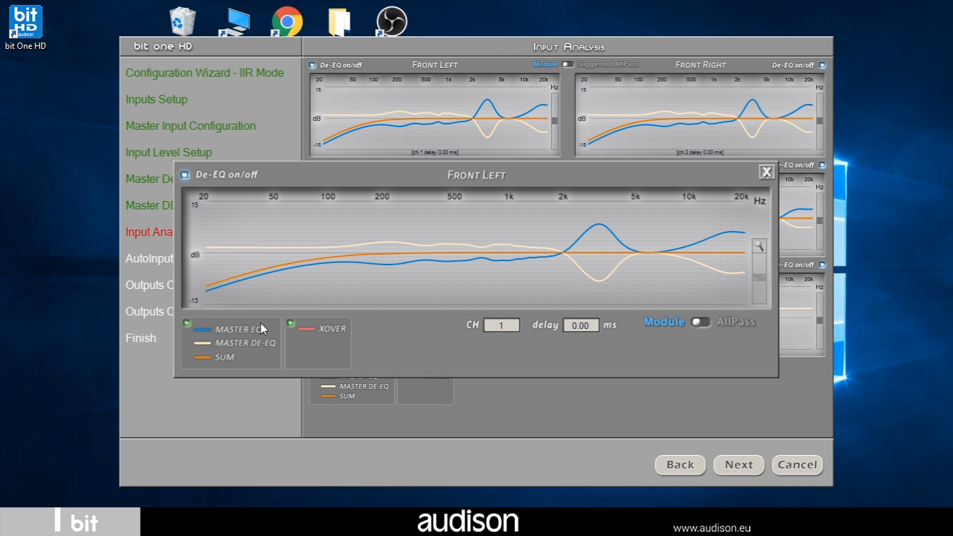 Audison bit One HD Virtuoso -WIZARD 1 IIR 13 CH SETUP.00_04_00_07.Immagine001