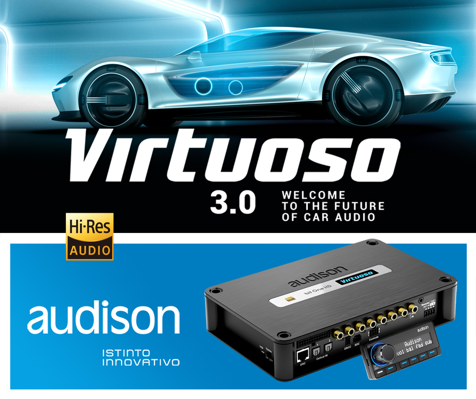 Audison Virtuoso 3.0